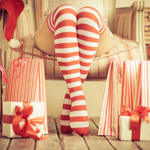 Giantess Christmas Gift
